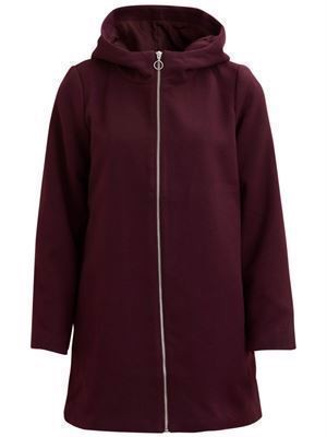 VILA ViDaniella Jacket Favorit Wine