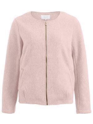 VILA ViDory Short Light Jacket Adobe Rose