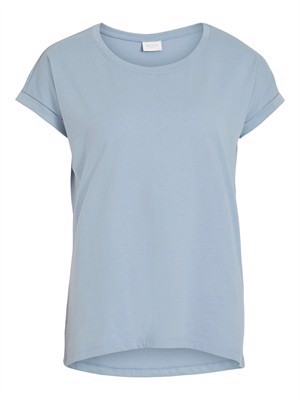 VILA ViDreamers Pure T-Shirt Fav Noos Ashley Blue