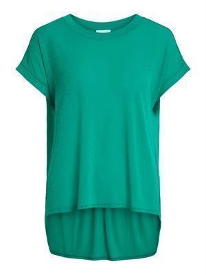 VILA ViFade S/S T-Shirt Pepper Green