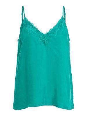 VILA ViKalia Singlet Pepper Green