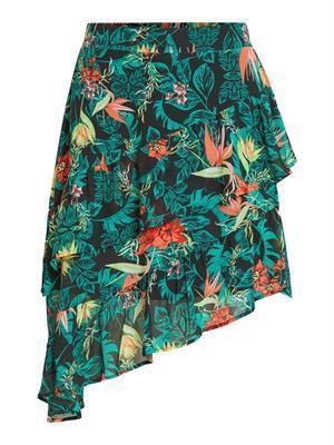 VILA ViNema Amazonas Skirt Black Amazonas