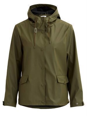 VILA ViSky Short Jacket Ivy Green
