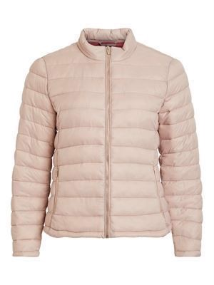 VILA VIUGANDA ZIP JACKET ADOBE ROSE