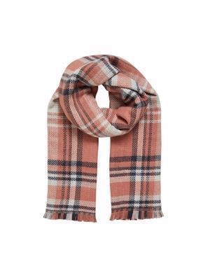 VILA ViWinterly Scarf Brick Dust