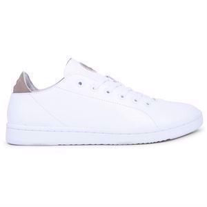 Woden Jane Leather Bright White