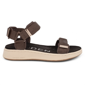 Woden Sandal Line Brown